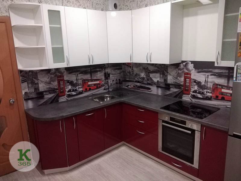 Красная кухня Гауэйн артикул: 20128061