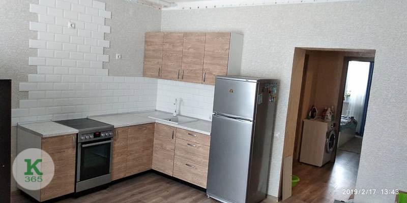 Кухня зебрано Рико артикул: 20255041