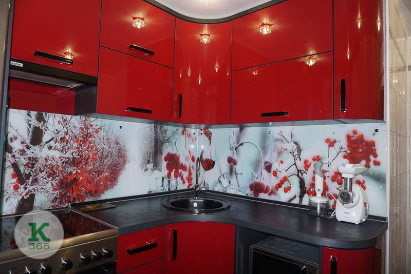 Красная кухня Аттилайо артикул: 20298773