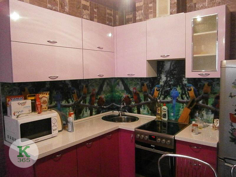Розовая кухня Раинер артикул: 20427533