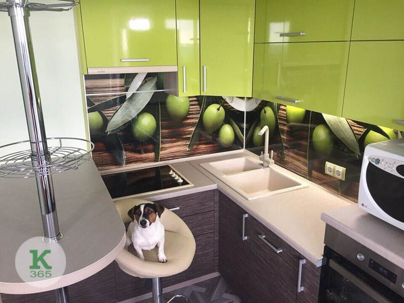 Кухня зебрано Абеле артикул: 20504714
