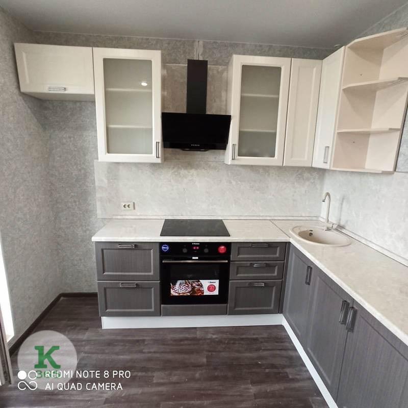 Кухня угловая правая Эймерай артикул: 20575802