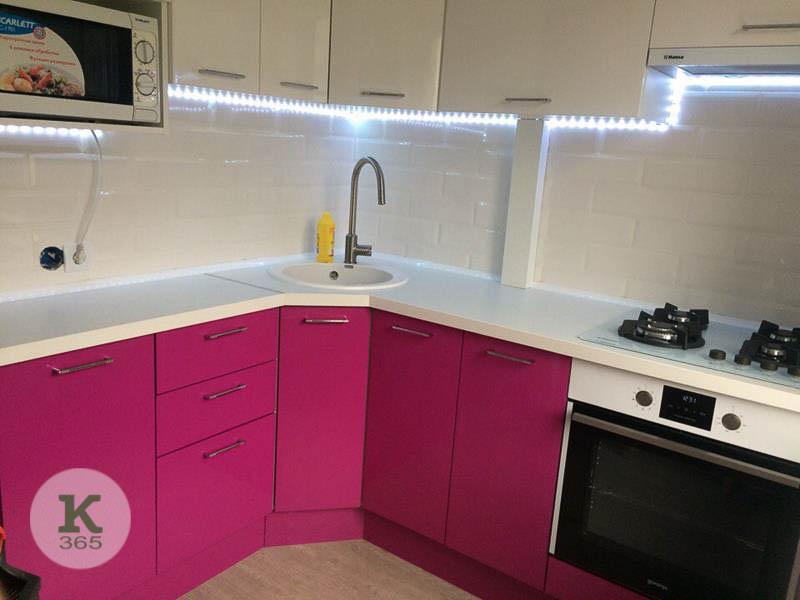 Розовая кухня Фабьен артикул: 20606378