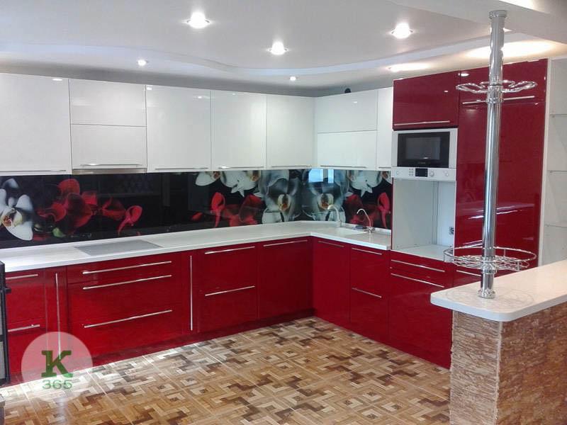 Красная кухня Эннио артикул: 20745672