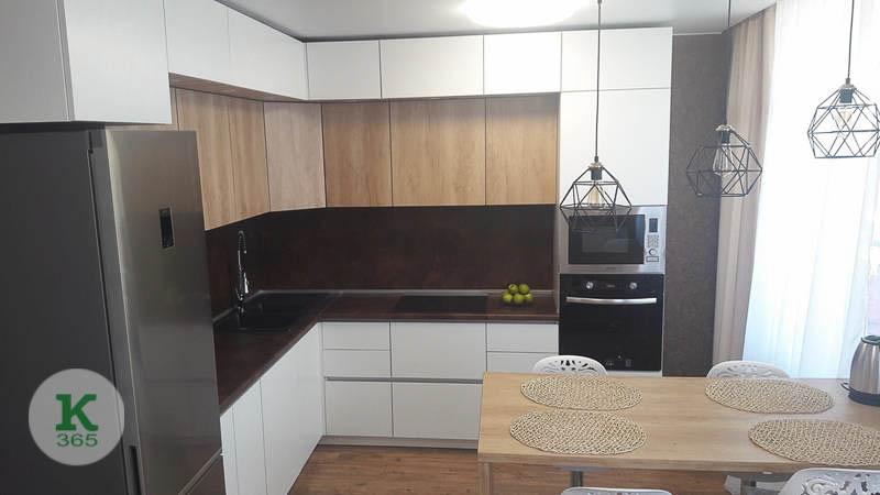 Коричневая кухня Анатоуль артикул: 20925429