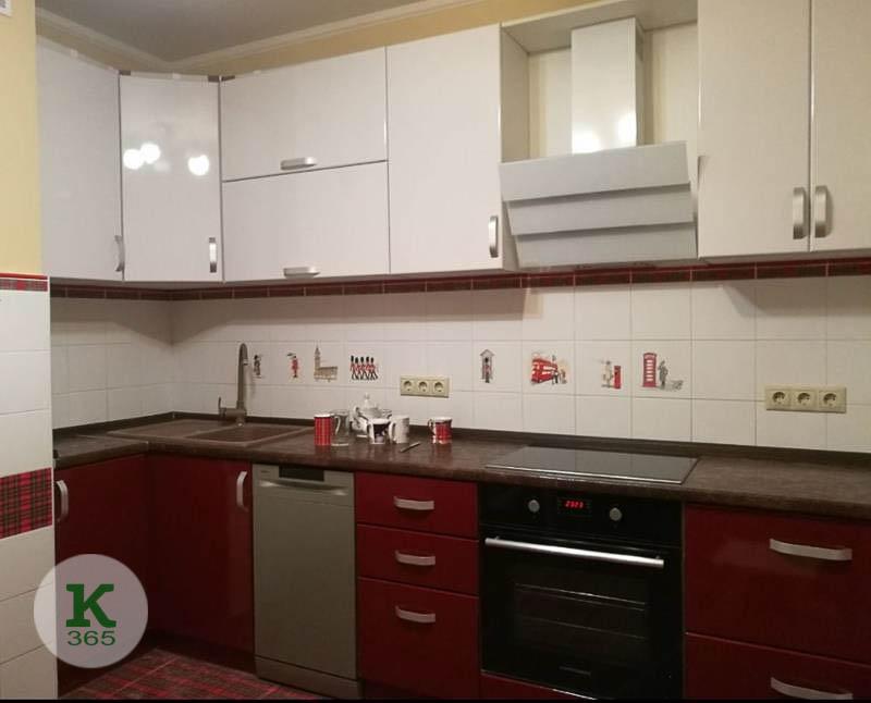 Красная кухня Дарио артикул: 20983808