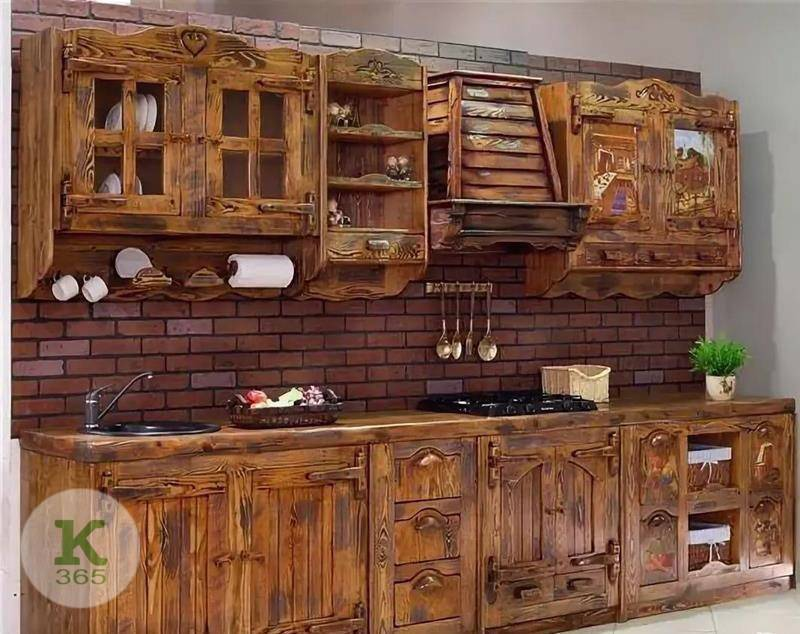 Кухня ольха Империя Рандэ артикул: 106261