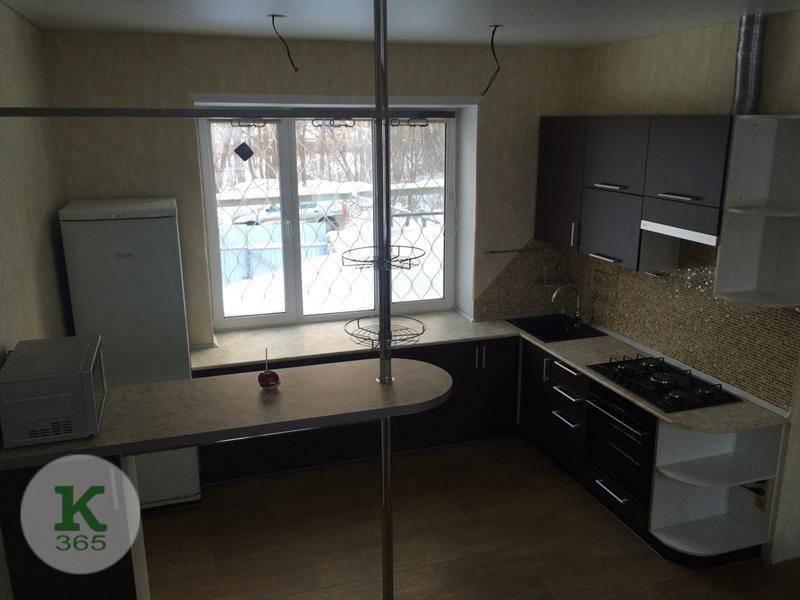 Кухня для квартиры-студии Аватар артикул: 0001318