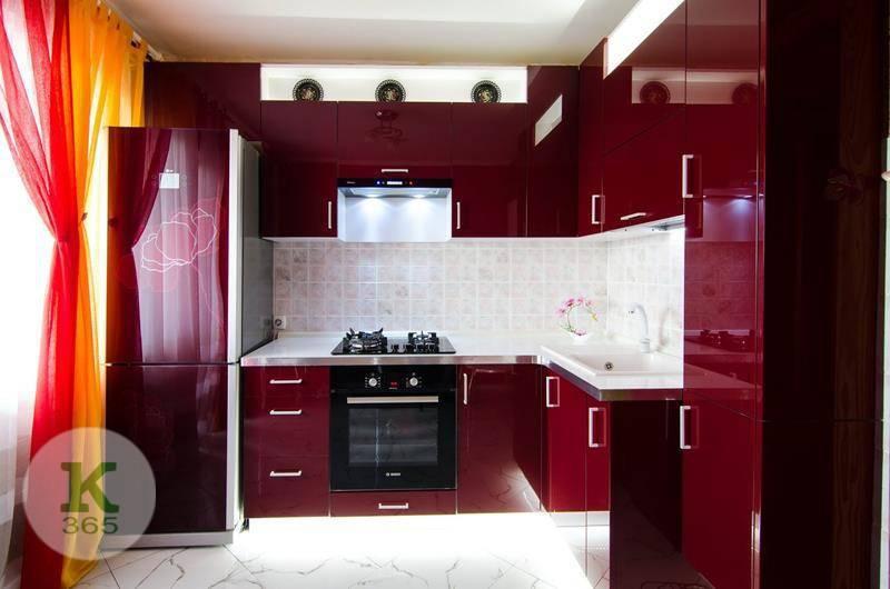 Вишневая кухня Бергер Рок артикул: 136765