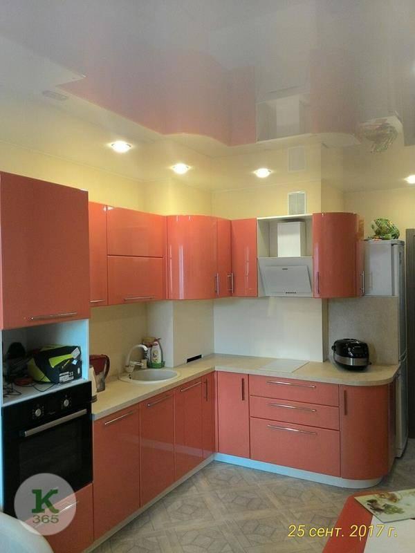 Цветная кухня Бостон Нью Лайн артикул: 000141526