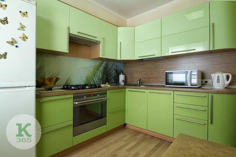 Салатовая кухня Изабель Капри артикул: 148513