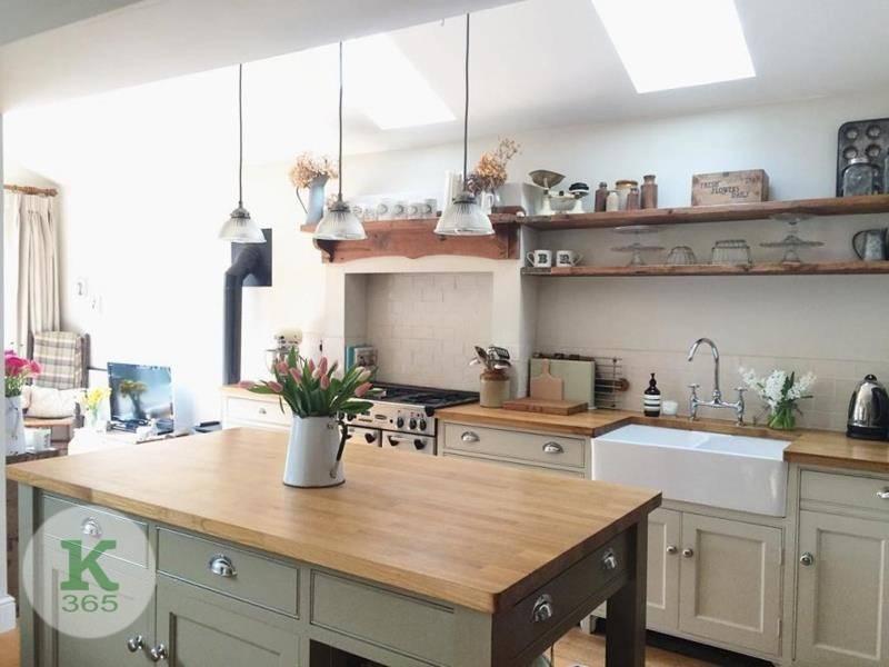 Кухня с островом Лина Мода артикул: 287282