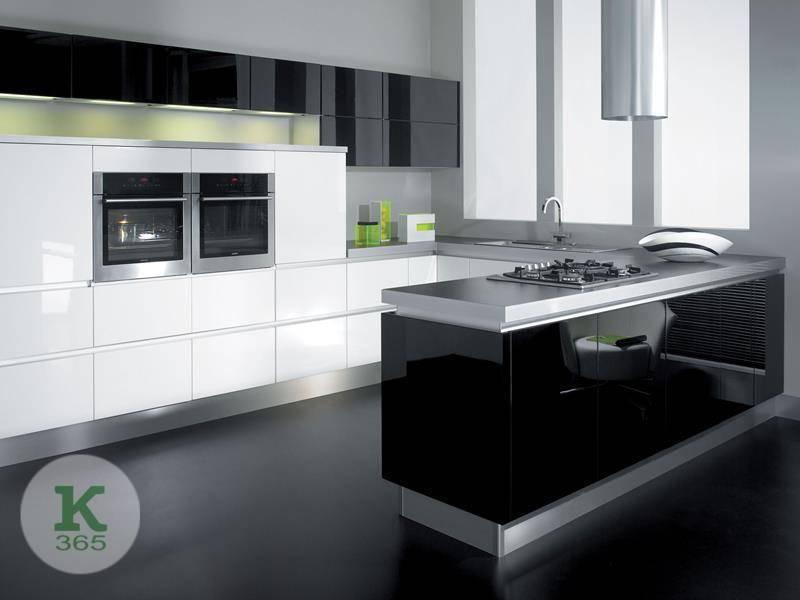 Черно-белая кухня Бианка артикул: 334562