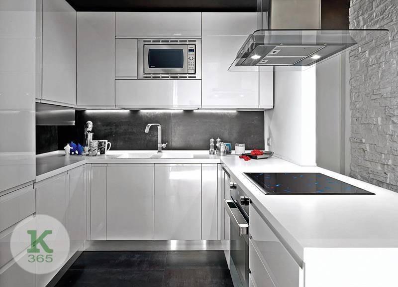 Черно-белая кухня Альта Терра артикул: 336200