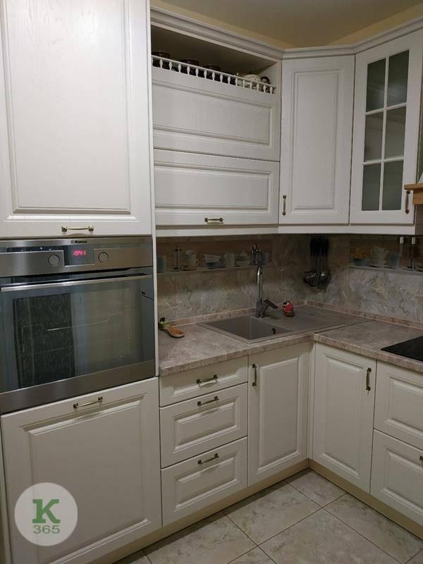 Г-образная кухня Джаз артикул: 000352836