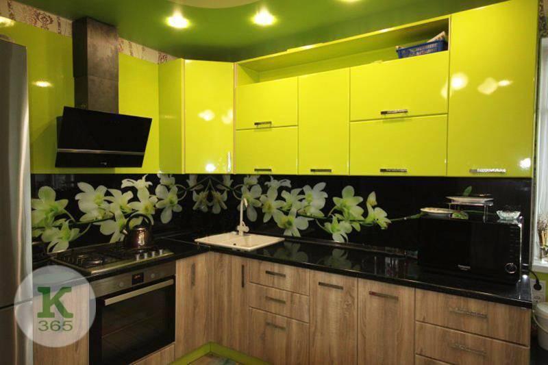 Кухня лайм Афина Оро Квадро артикул: 416785