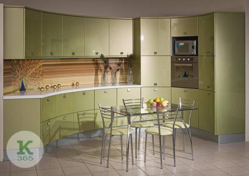 Оливковая кухня Азалия Квадро артикул: 443682