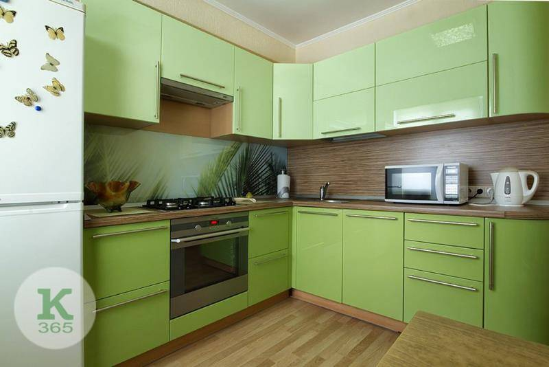 Оливковая кухня Грейс Квадро артикул: 445568