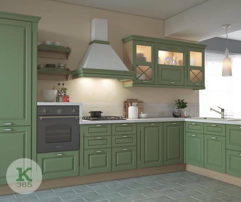 Оливковая кухня Глория Квадро артикул: 446513