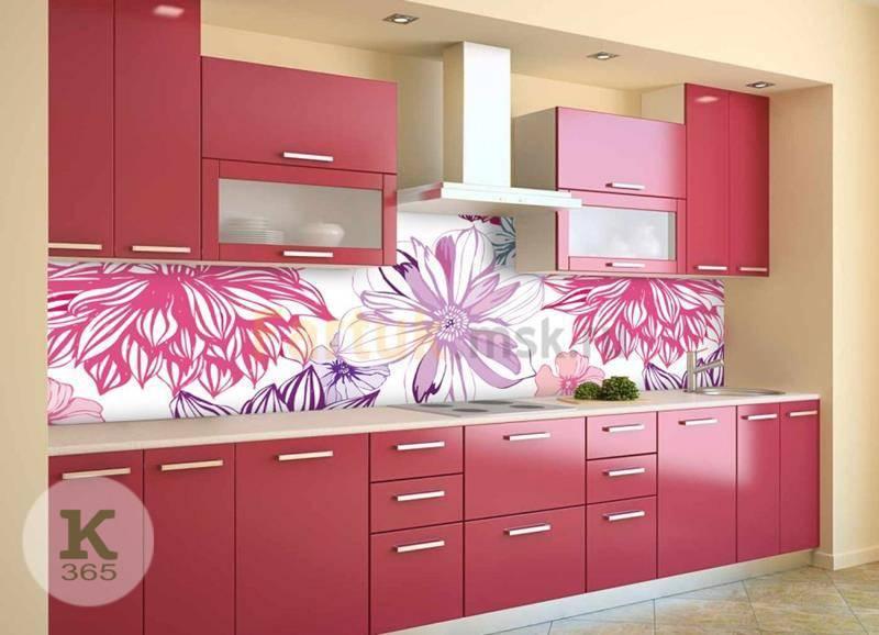 Розовая кухня Валерия Квадро артикул: 477265