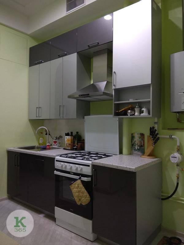 Темная кухня Гретта артикул: 000484834