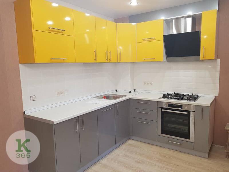 Желтая кухня Милана артикул: 00048885