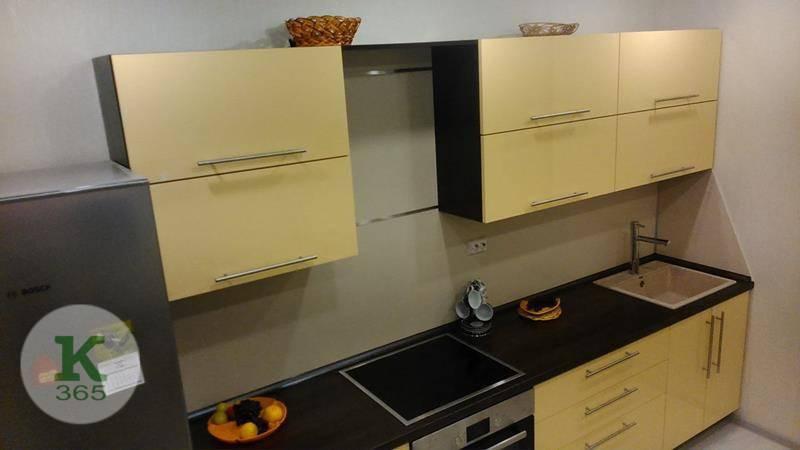Желтая кухня Варис артикул: 000551306