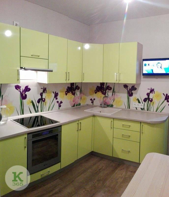 Желтая кухня Эльба артикул: 00056454