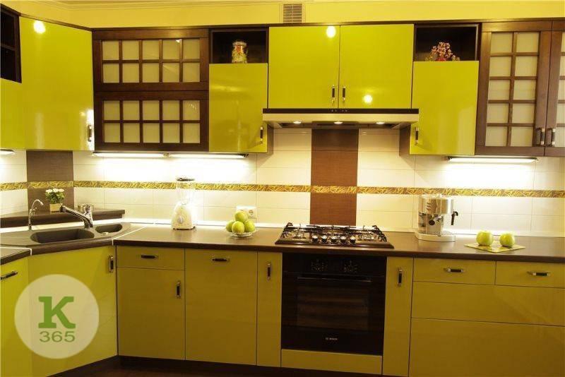 Желтая кухня Парма артикул: 63013