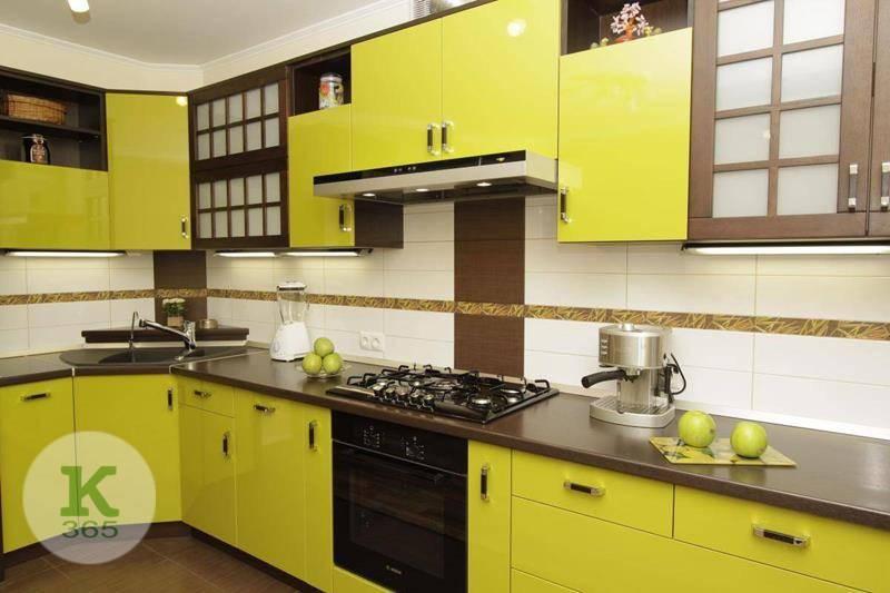 Желтая кухня Скандинавия артикул: 63725