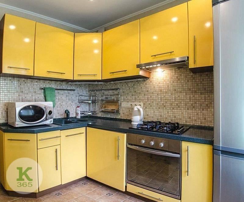 Желтая кухня София Классика артикул: 65161
