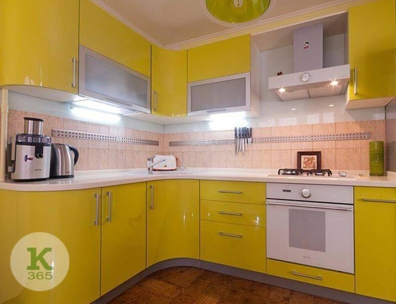 Желтая кухня Уют плюс артикул: 67345