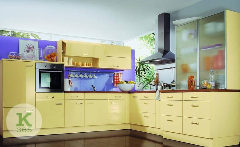 Желтая кухня Сканди артикул: 68081