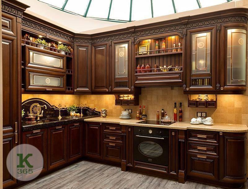 Кухня из березы Голди артикул: 72962