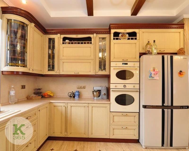 Кухня из березы Глория Ван артикул: 74113