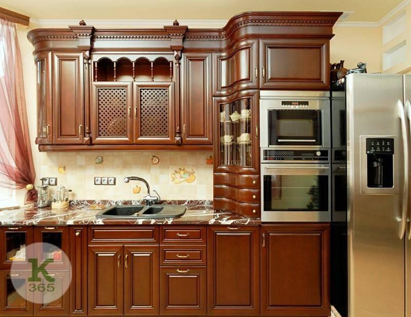 Кухня из березы Айвори артикул: 80000